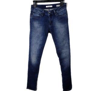 Mavi Jeans Serena Super Skinny Stretch Low Rise